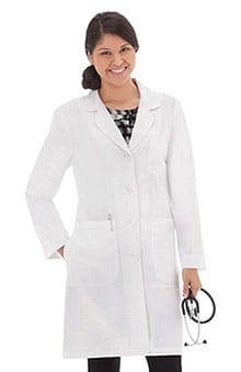 "Pro By Meta Labwear Women's 37"" Stretch Lab Coat"