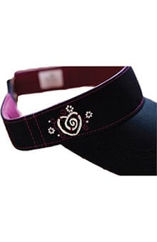 Clearance Trust Your Journey by White Swan Women's Seeds To Flower Visor