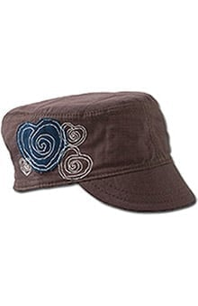Clearance Trust Your Journey by White Swan Women's Heartfelt Reversible Hat
