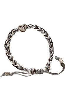 accessories: Trust Your Journey by White Swan Women's Adjustable Share Bracelet