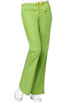 2XL: Origins by WonderWink Women's Romeo Classic Rise Slim Pant