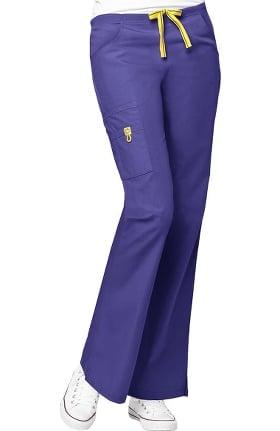 Origins by WonderWink Women's Romeo Classic Rise Slim Scrub Pant