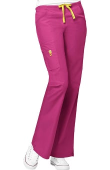 Clearance Origins by WonderWink Women's Romeo Classic Rise Slim Scrub Pant