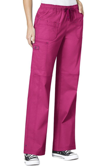 petite: WonderFlex by WonderWink Women's Faith Multi-Pocket Cargo Pant