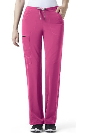 High Performance By Wonderwink Women's Ion Boot Cut Cinched Scrub Pant