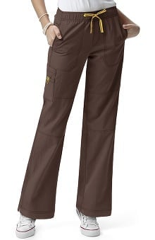 Clearance Four-Stretch by WonderWink Women's Sporty Cargo Scrub Pant