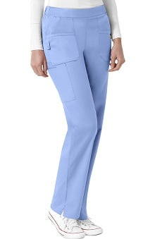 Next by WonderWink Women's Madison Elastic Waistband Scrub Pant