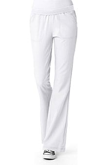 Clearance Four-Stretch by WonderWink Women's Flip Flare Leg Scrub Pant