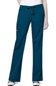 Four-Stretch by WonderWink Women's Cargo Scrub Pant