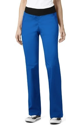 7Flex by WonderWink Women's Stretch Waistband Cargo Scrub Pant