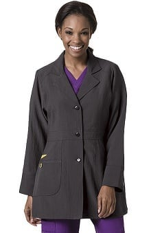 "Lab Coats by WonderWink Women's Ermance 32"" Lab Coat"