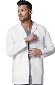 Wonderlab by WonderWink Men's Consultation Lab Coat