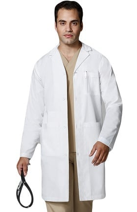 "Wonderlab by WonderWink Men's 42"" Lab Coat"