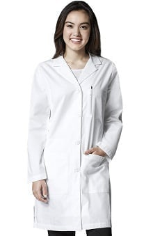 Wonderlab by WonderWink Women's Modern Fit Lab Coat