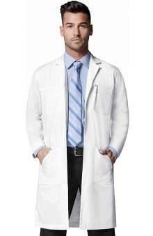 "Wonderlab by WonderWink Men's 40"" Professional Lab Coat"