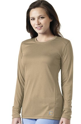 Carhartt Women's Long Sleeve Force T-Shirt
