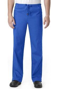 unisex pants: Carhartt Unisex Full Drawstring Scrub Pant