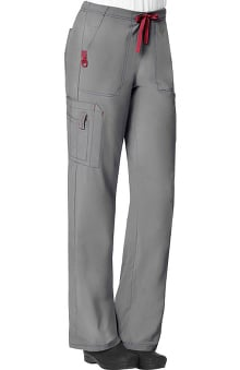 Petite new: CROSS-FLEX by Carhartt Women's Boot Cut Cargo Scrub Pant