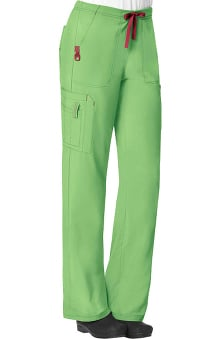 Clearance CROSS-FLEX by Carhartt Women's Boot Cut Cargo Scrub Pant