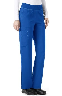 Cross-Flex By Carhartt Women's Knit Waistband Cargo Scrub Pant