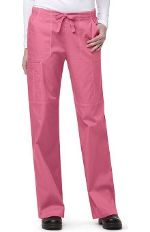 Clearance Ripstop by Carhartt Women's Multi-Pocket Cargo Scrub Pant