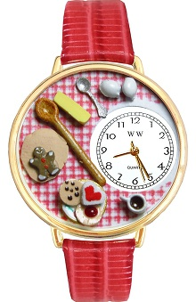 Whimsical Gifts Baking Watch