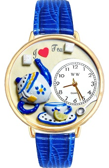 Whimsical Gifts Tea Lover Watch