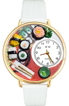 Whimsical Gifts Sushi Watch