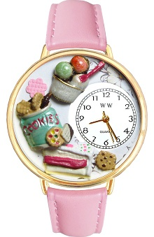 Whimsical Gifts Dessert Lover Watch