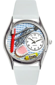 Whimsical Gifts Dentist Watch