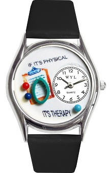 Whimsical Gifts Physical Therapist Watch