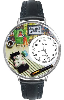 Whimsical Gifts Psychiatrist Watch