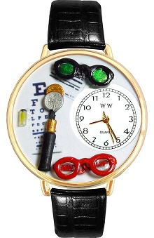 Whimsical Gifts Ophthalmologist Watch