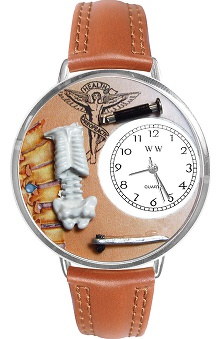 Whimsical Gifts Chiropractor Watch
