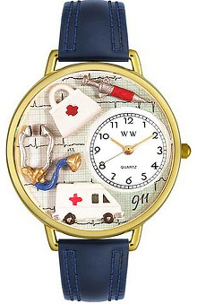 Whimsical Gifts EMT Watch