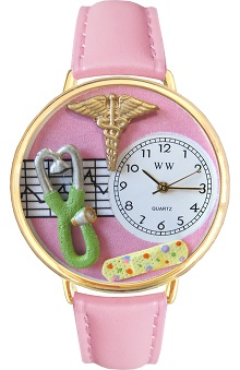 Whimsical Gifts Nurse 2 Watch