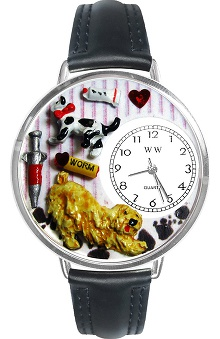Whimsical Gifts Veterinarian Watch