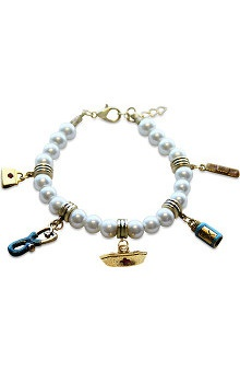 Whimsical Gifts Nurse Charm Bracelet