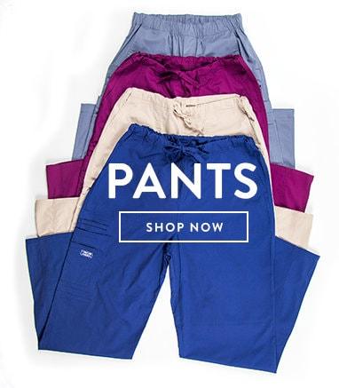 Scrub Pants - Shop Now