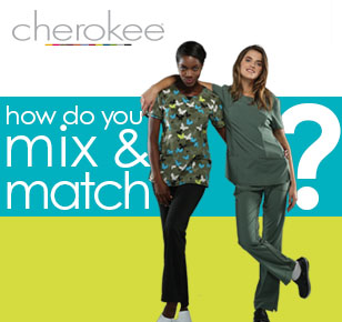 Cherokee Mix and Match