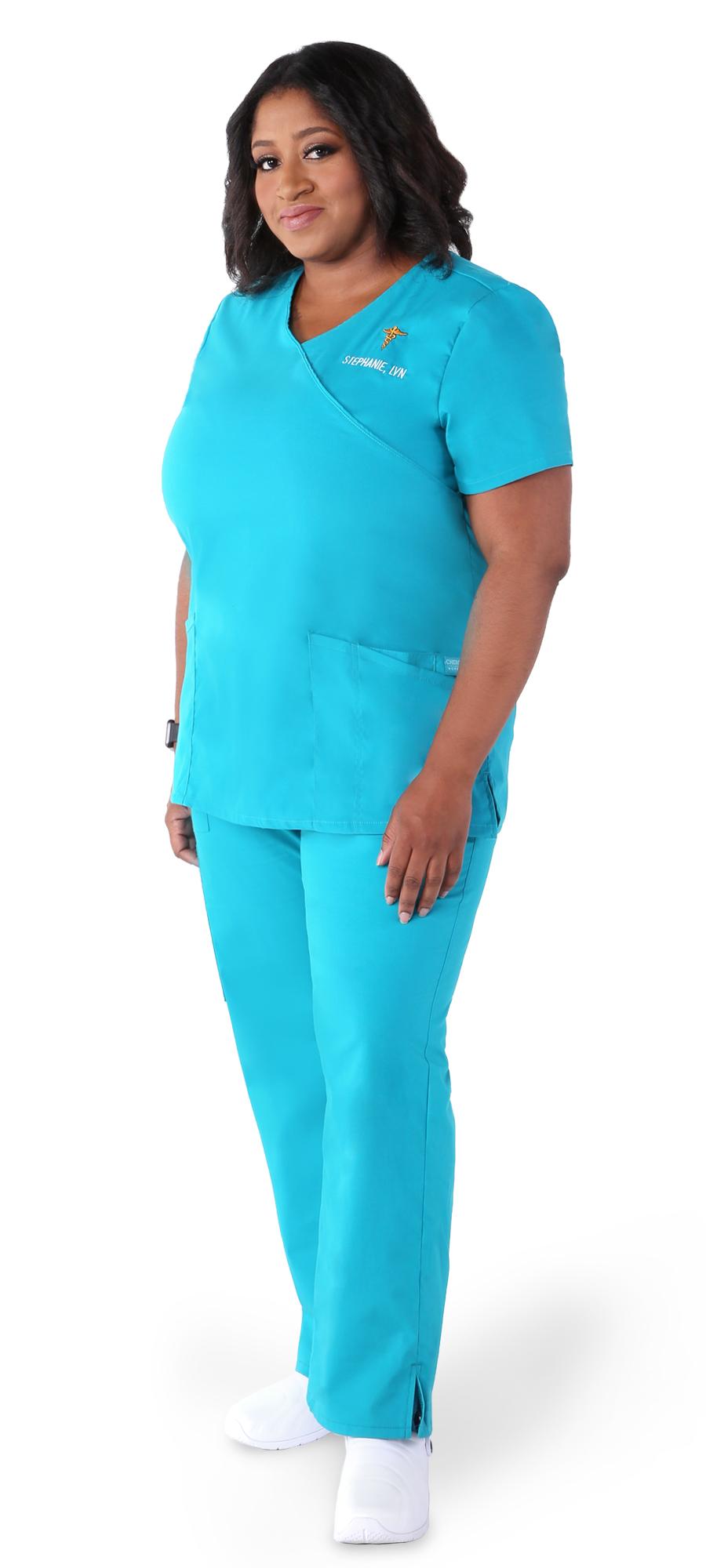 Real nurse uniform