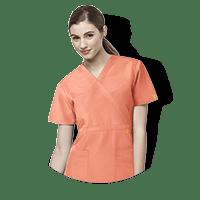 Orange Scrubs