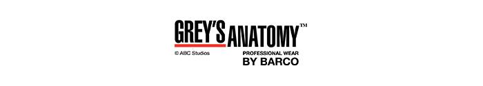 Greys Anatomy by Barco brand logo