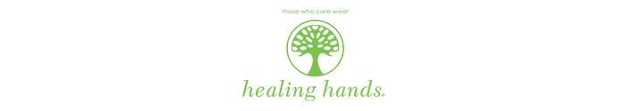 Healing Hands brand logo