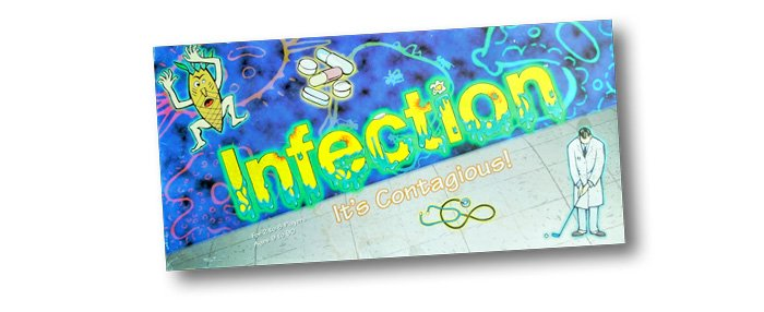 Infection board game