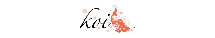 Koi scrubs logo