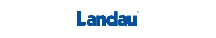 Landau brand logo