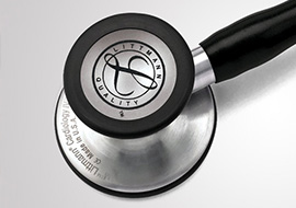 Littmann Cardiology IV stethoscope chestpiece