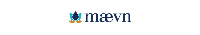 maevn scrubs brand logo