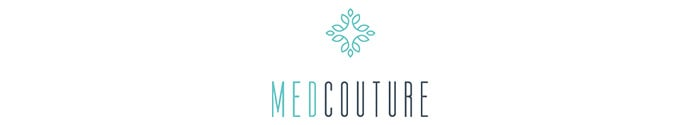 Med Couture scrubs brand logo
